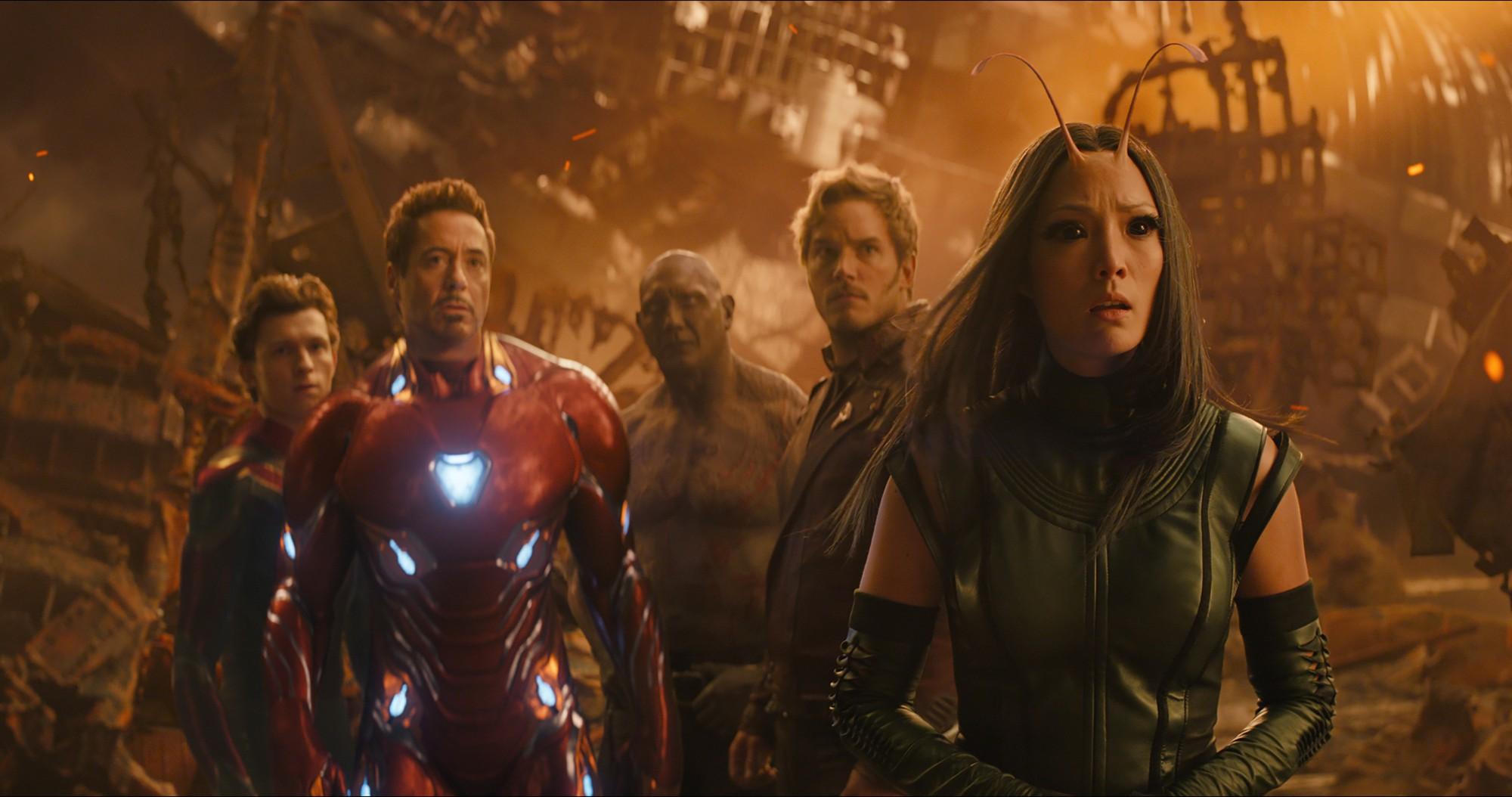 Avengers: Infinity War: Vùng an toàn của vũ trụ điện ảnh Marvel đã thực sự khép lại! - Ảnh 2.