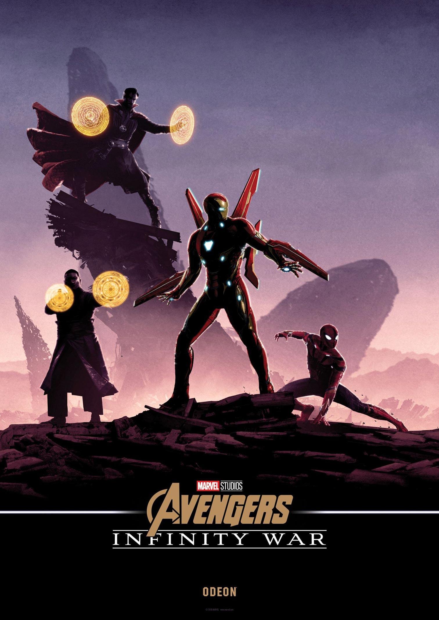 Avengers: Infinity War: Vùng an toàn của vũ trụ điện ảnh Marvel đã thực sự khép lại! - Ảnh 6.