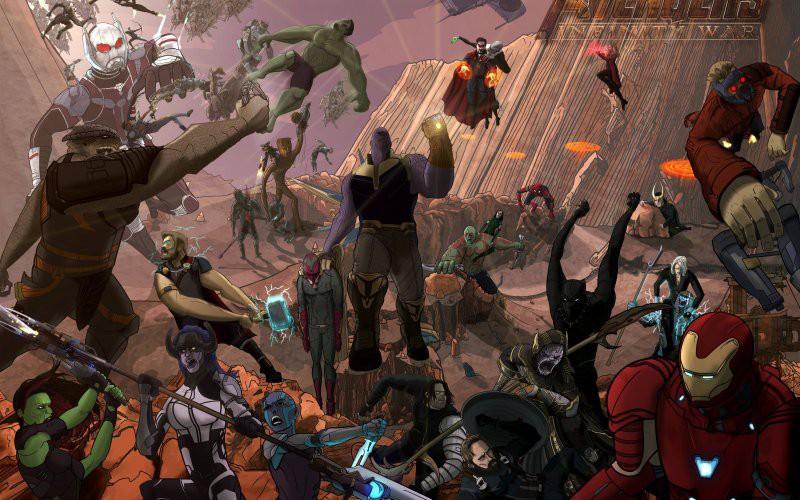 Avengers: Infinity War: Vùng an toàn của vũ trụ điện ảnh Marvel đã thực sự khép lại! - Ảnh 4.