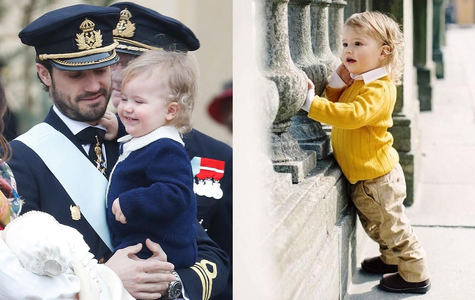 Không chỉ Hoàng gia Anh, còn rất nhiều tiểu Hoàng tử và Công chúa trên thế giới khiến ai cũng xuýt xoa vì dễ thương - Ảnh 1.
