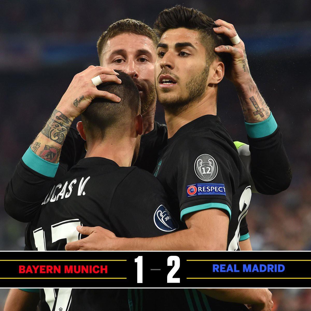 Ngược dòng thành công, Real Madrid nhìn thấy cánh cửa chung kết Champions League - Ảnh 3.