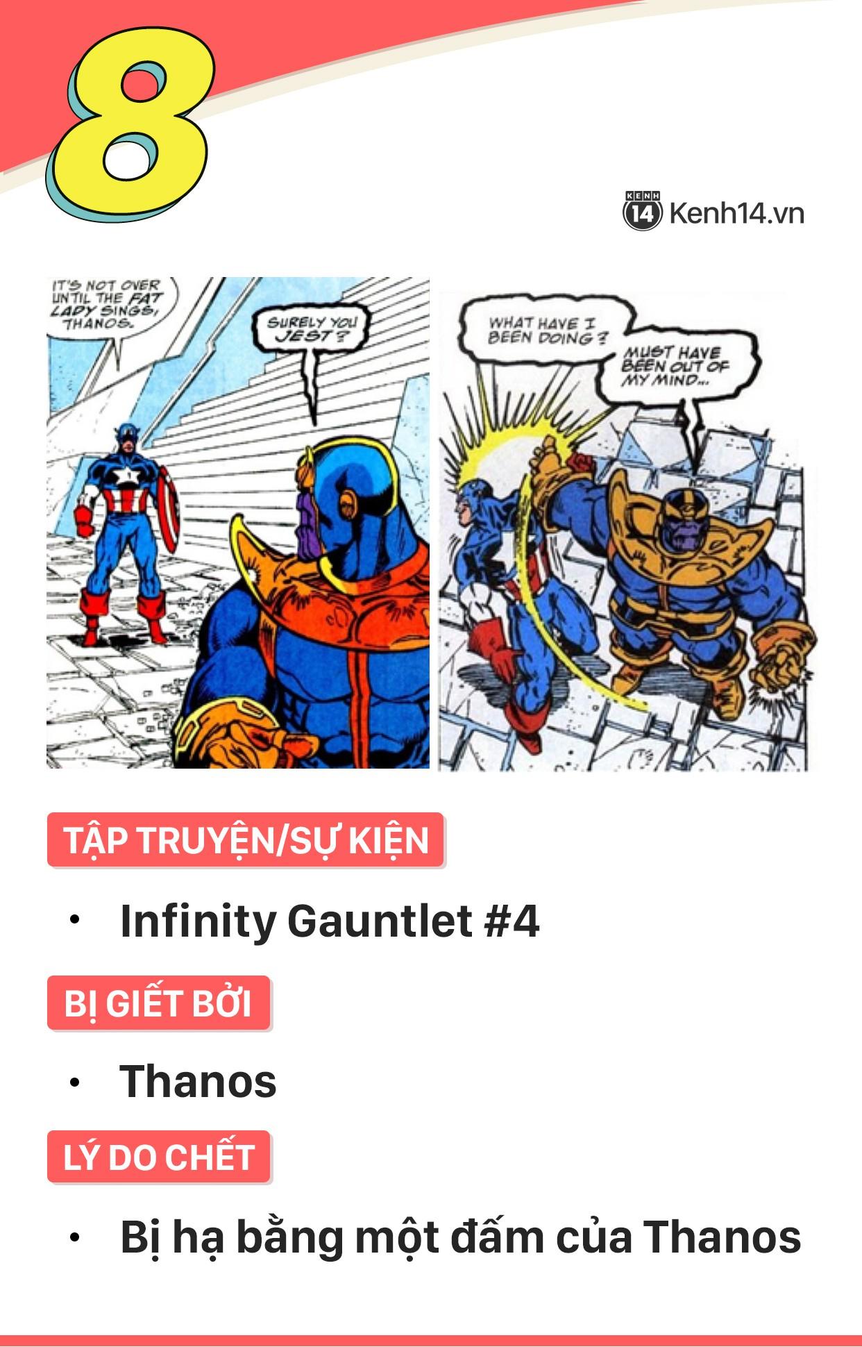 Sợ soái cụ Captain America