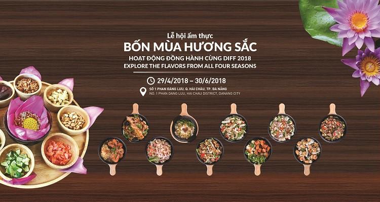 Đà Nẵng khai trương không gian ẩm thực sức chứa 5.000 du khách - Ảnh 1.
