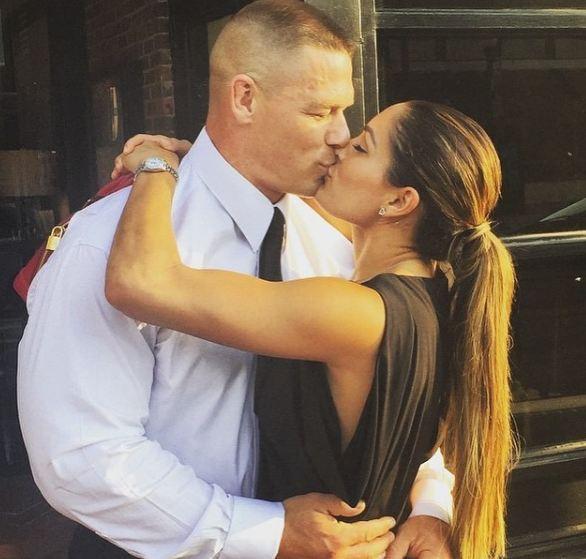 Đô vật huyền thoại John Cena lần đầu lên tiếng hậu chia tay bạn gái trong mơ - Ảnh 2.