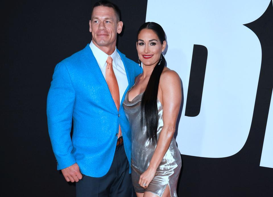 Đô vật huyền thoại John Cena lần đầu lên tiếng hậu chia tay bạn gái trong mơ - Ảnh 3.