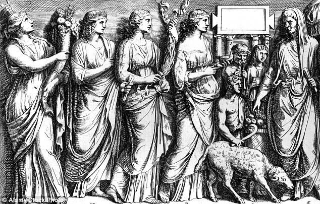 """Chẳng phải tự nhiên mà các phù dâu lại """"xúng xính"""" mặc váy giống nhau nếu bạn biết được lý do này! - Ảnh 2."""