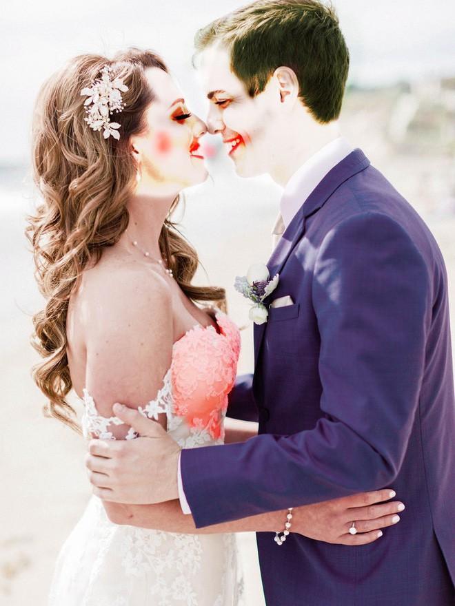 Cầu xin internet đừng photoshop ảnh cưới của mình, Youtuber vẫn nhận được những tấm ảnh chế cực hài hước - Ảnh 3.