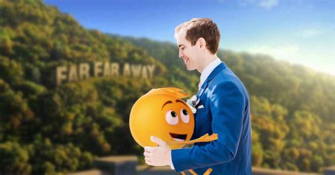 Cầu xin internet đừng photoshop ảnh cưới của mình, Youtuber vẫn nhận được những tấm ảnh chế cực hài hước - Ảnh 7.