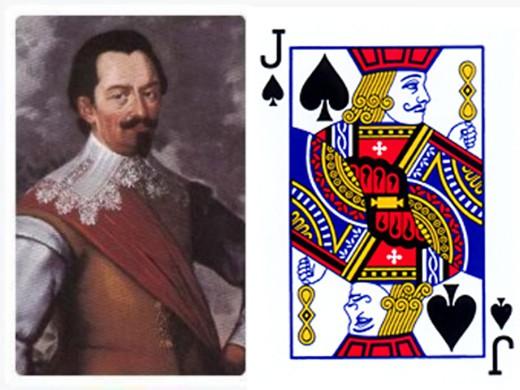 Bí ẩn ít biết đằng sau bộ bài tây: Quân J, K, Q là hiện thân của những nhân vật nào trong lịch sử? - Ảnh 14.