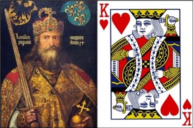 Bí ẩn ít biết đằng sau bộ bài tây: Quân J, K, Q là hiện thân của những nhân vật nào trong lịch sử? - Ảnh 3.