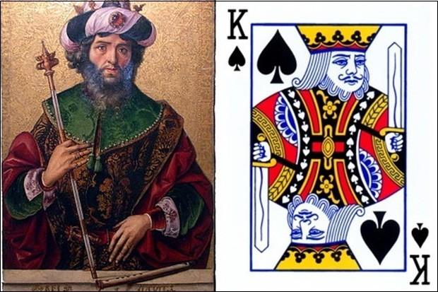 Bí ẩn ít biết đằng sau bộ bài tây: Quân J, K, Q là hiện thân của những nhân vật nào trong lịch sử? - Ảnh 6.