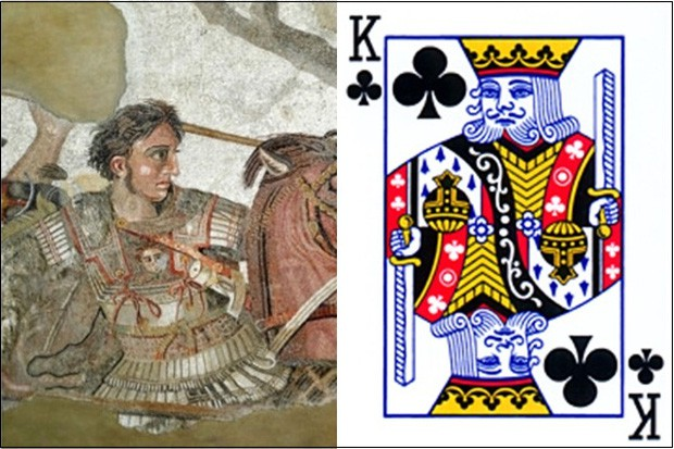 Bí ẩn ít biết đằng sau bộ bài tây: Quân J, K, Q là hiện thân của những nhân vật nào trong lịch sử? - Ảnh 5.