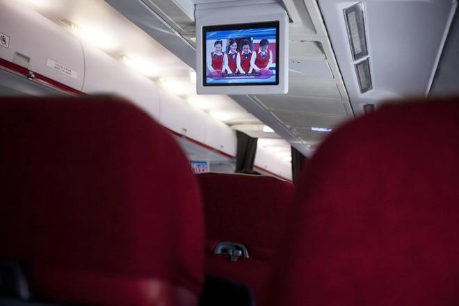 Cận cảnh hãng hàng không 1 sao của Triều Tiên - Ảnh 11.