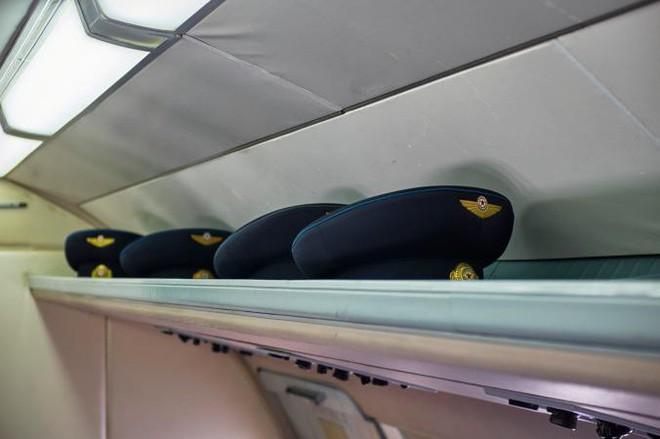 Cận cảnh hãng hàng không 1 sao của Triều Tiên - Ảnh 4.