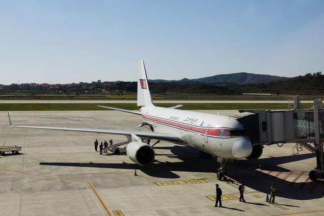 Cận cảnh hãng hàng không 1 sao của Triều Tiên - Ảnh 7.