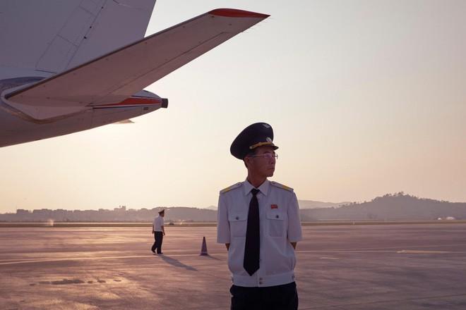 Cận cảnh hãng hàng không 1 sao của Triều Tiên - Ảnh 8.
