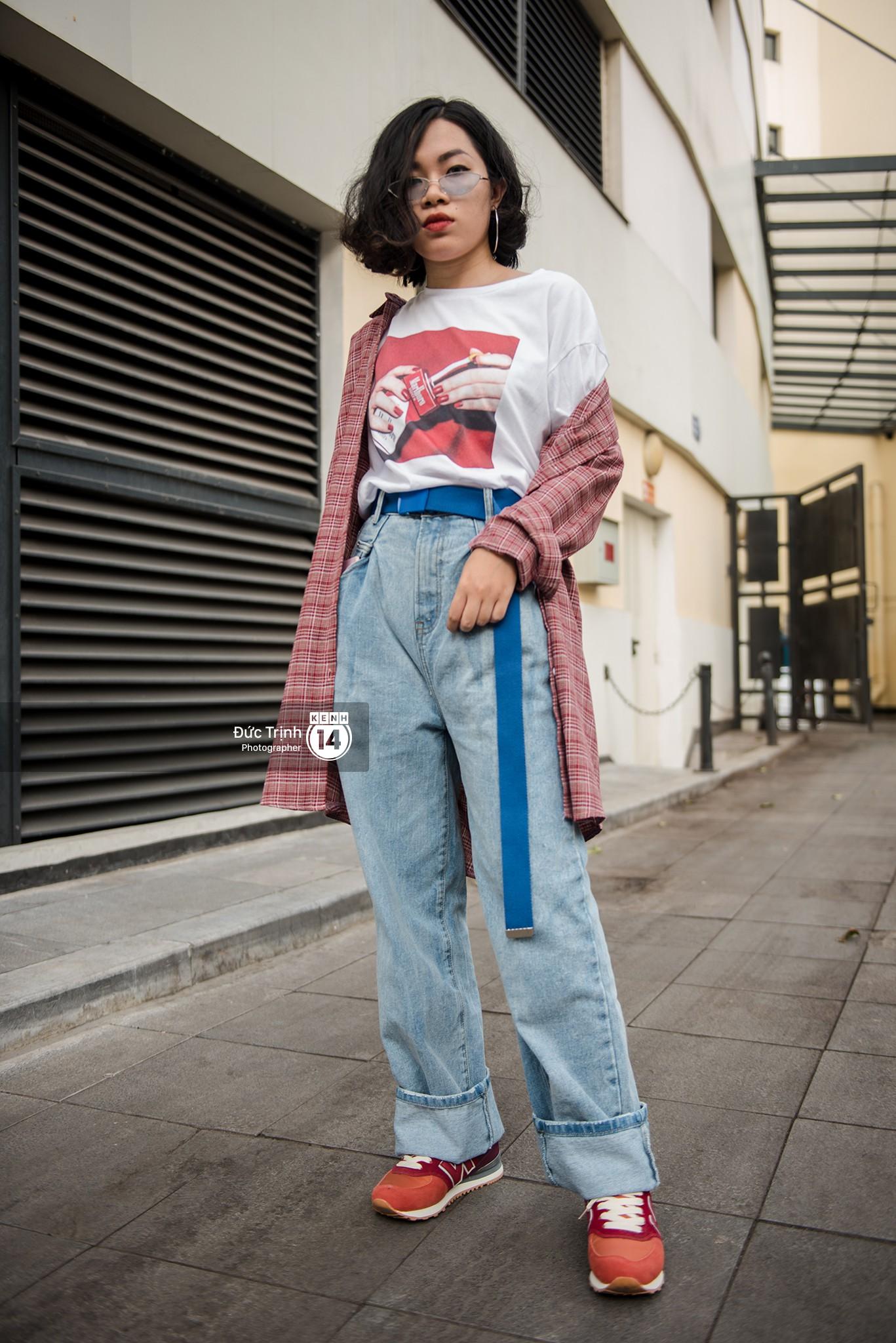Street style 2 miền: Bên cạnh những món đồ hot trend, diện đồ đôi chính là chiêu mới để các bạn trẻ thể hiện phong cách - Ảnh 4.