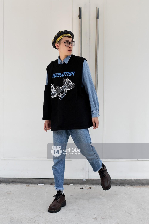 Street style 2 miền: Bên cạnh những món đồ hot trend, diện đồ đôi chính là chiêu mới để các bạn trẻ thể hiện phong cách - Ảnh 17.