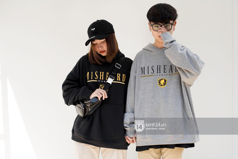 Street style 2 miền: Bên cạnh những món đồ hot trend, diện đồ đôi chính là chiêu mới để các bạn trẻ thể hiện phong cách - Ảnh 16.