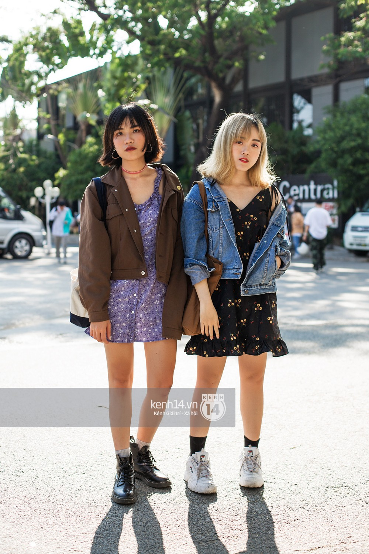 Street style 2 miền: Bên cạnh những món đồ hot trend, diện đồ đôi chính là chiêu mới để các bạn trẻ thể hiện phong cách - Ảnh 13.