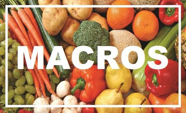 Mách bạn bí quyết giảm cân hiệu quả - tính dưỡng chất đa lượng trong chế độ ăn Macros - Ảnh 5.