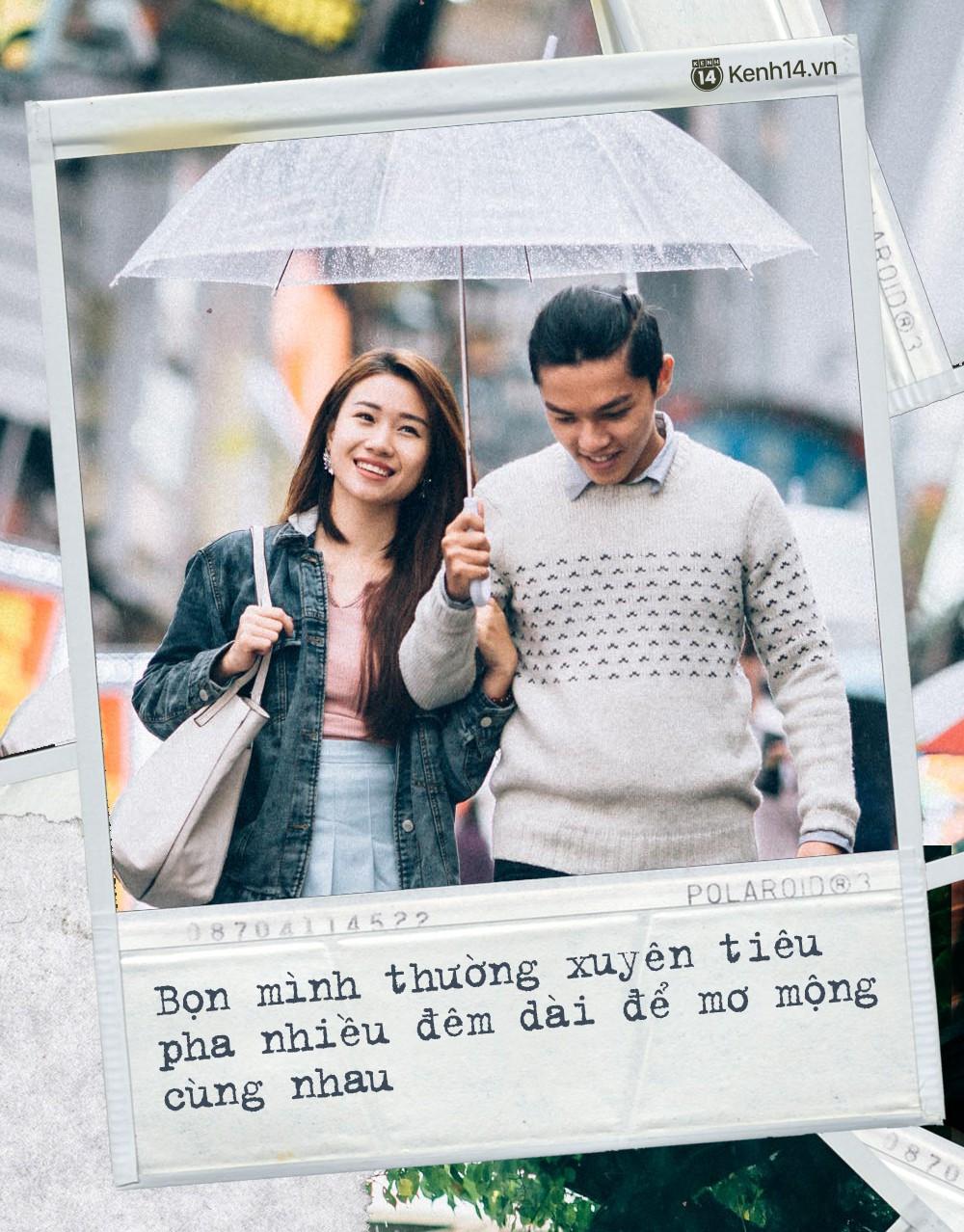"""5 năm yêu và đi của cặp DHS Việt tại Nhật: Bọn mình thường """"tiêu pha"""" nhiều đêm dài để mơ mộng cùng nhau - Ảnh 4."""