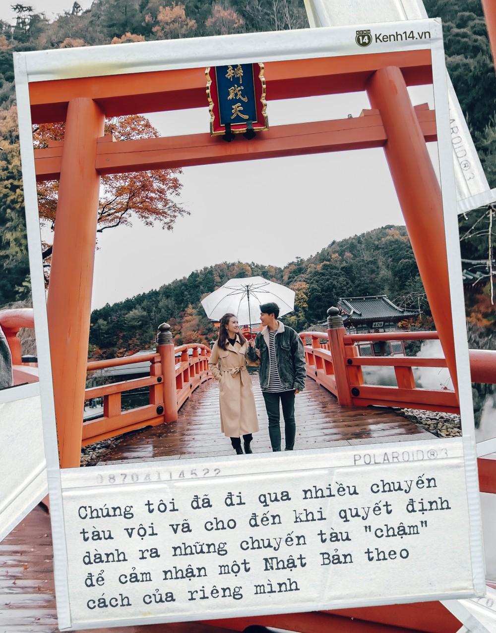"""5 năm yêu và đi của cặp DHS Việt tại Nhật: Bọn mình thường """"tiêu pha"""" nhiều đêm dài để mơ mộng cùng nhau - Ảnh 11."""