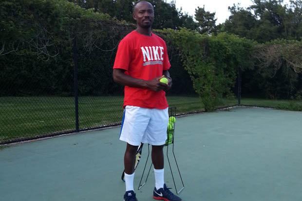 Con trai Beckham đấu tennis với tay vợt nữ số 2 thế giới - Ảnh 5.
