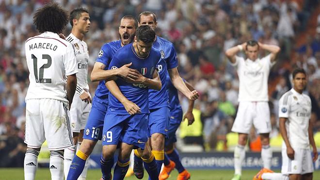 Juventus-Real Madrid: Nếu cứ đá lượt đi và về, Real không có tuổi - Ảnh 1.
