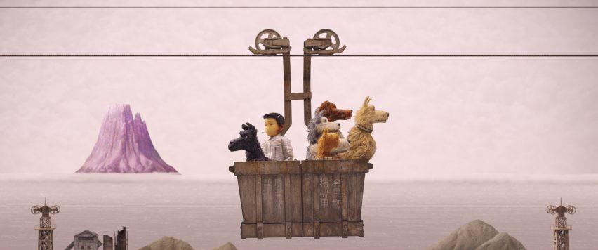 Isle of Dogs - Năm Tuất, kể chuyện chó theo phong cách Wes Anderson - Ảnh 3.