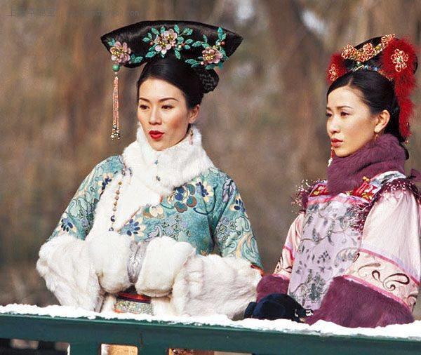 8 truyền kỳ phim cung đấu từng làm mưa làm gió trên màn ảnh xứ Trung (Phần 1) - Ảnh 3.