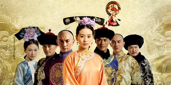 8 truyền kỳ phim cung đấu từng làm mưa làm gió trên màn ảnh xứ Trung (Phần 1) - Ảnh 4.