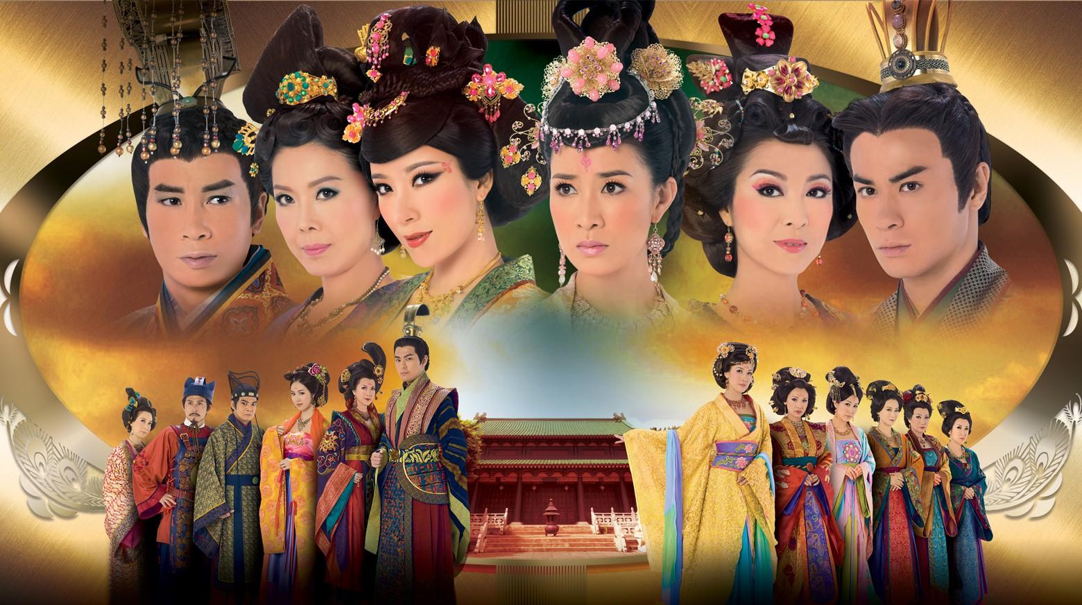 8 truyền kỳ phim cung đấu từng làm mưa làm gió trên màn ảnh xứ Trung (Phần 1) - Ảnh 8.