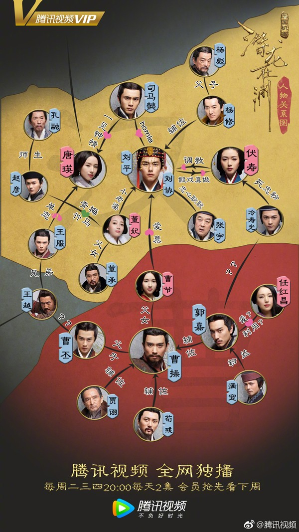 """3 lý do khiến """"Tam Quốc Cơ Mật"""" tạo nên cơn sốt mới trên mạng tại Trung Quốc - Ảnh 2."""