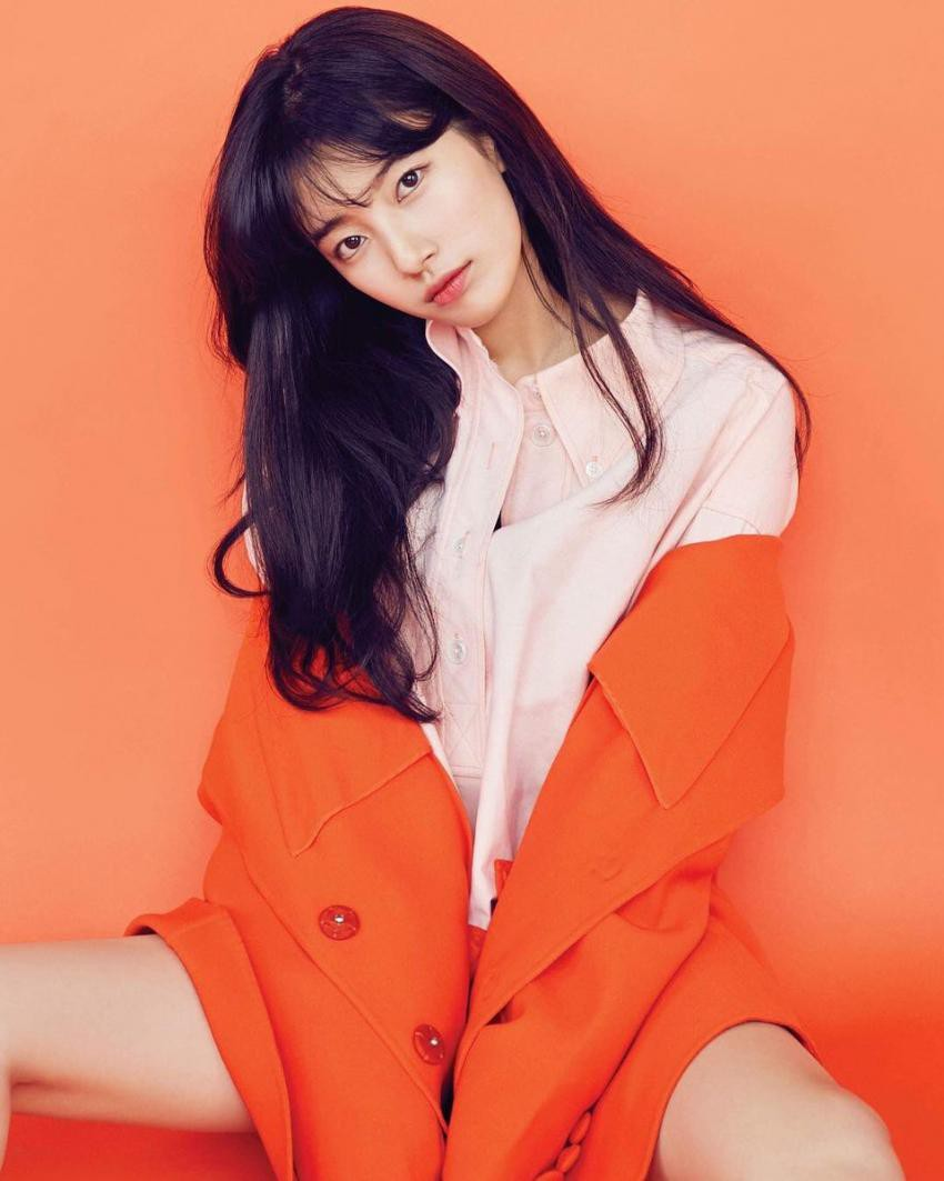 Suzy đẹp đến mức này, bảo sao tài tử Lee Dong Wook cũng phải mê mẩn! - Ảnh 4.
