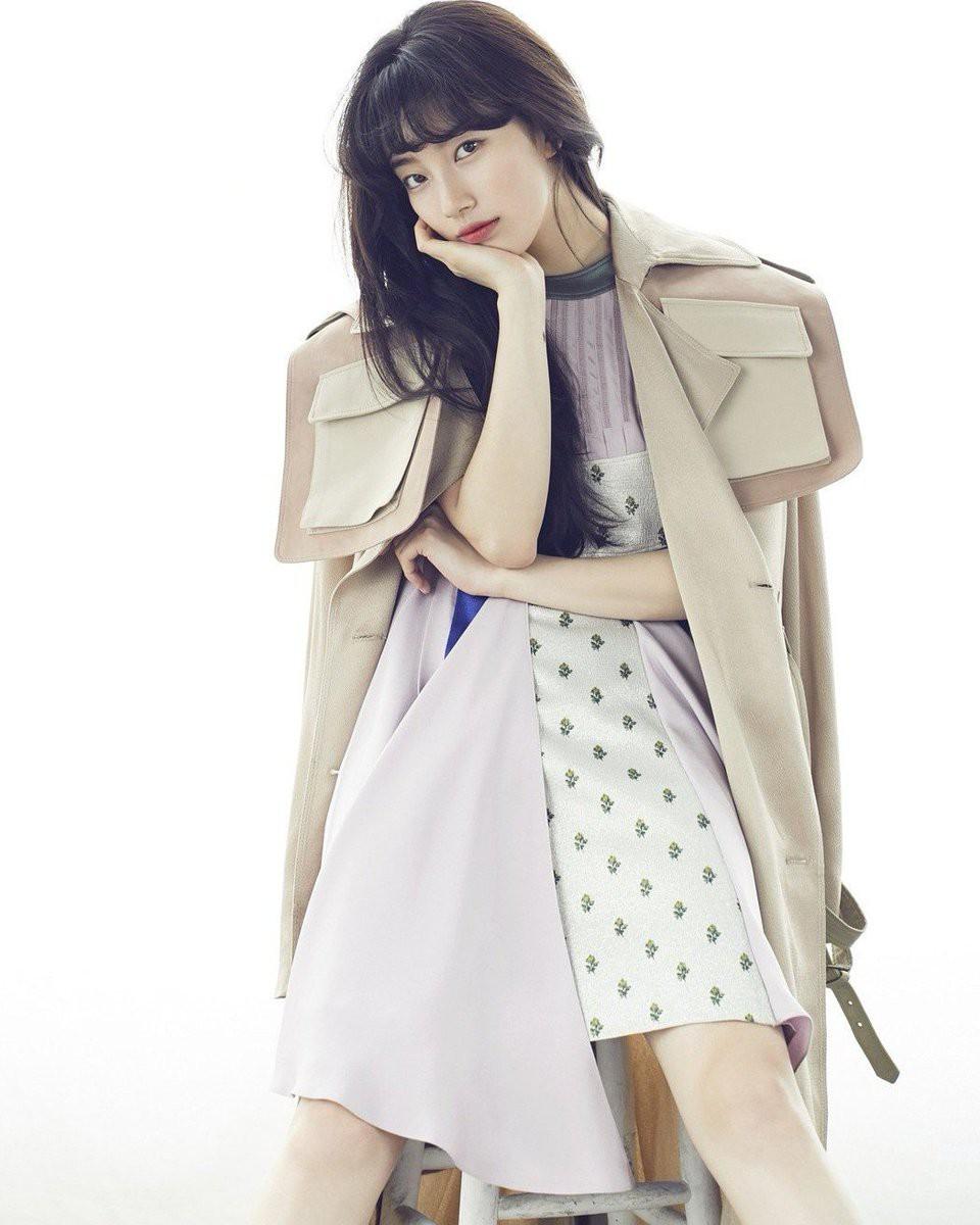 Suzy đẹp đến mức này, bảo sao tài tử Lee Dong Wook cũng phải mê mẩn! - Ảnh 6.