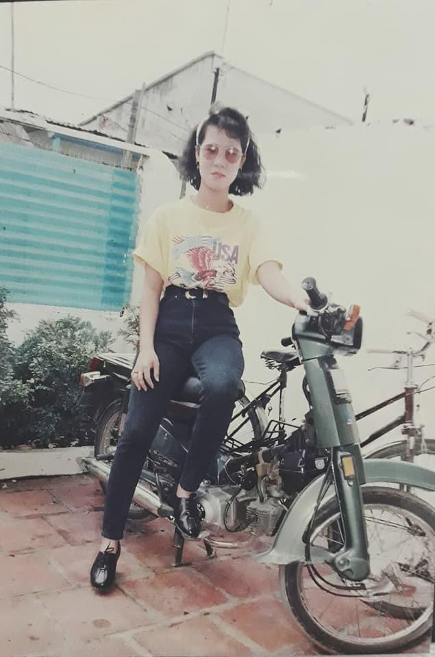 Khi bạn lục album cũ và phát hiện ra ngày xưa mẹ mình vừa xinh, vừa chất không thua gì fashionista - Ảnh 4.