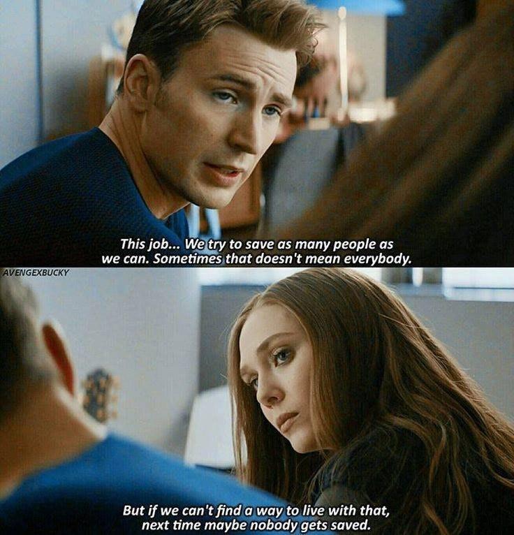 10 câu thoại chất như nước cất suốt sự nghiệp cầm khiên của Captain America - Ảnh 9.
