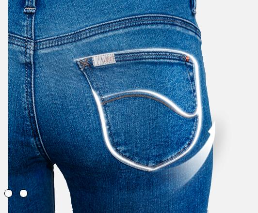 Chọn quần jeans chỉ cần chọn kiểu quần có đường may này, vòng 3 của bạn sẽ được nâng lên tức thì - Ảnh 1.