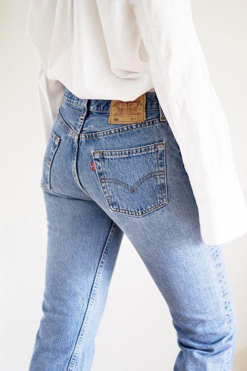 Chọn quần jeans chỉ cần chọn kiểu quần có đường may này, vòng 3 của bạn sẽ được nâng lên tức thì - Ảnh 2.
