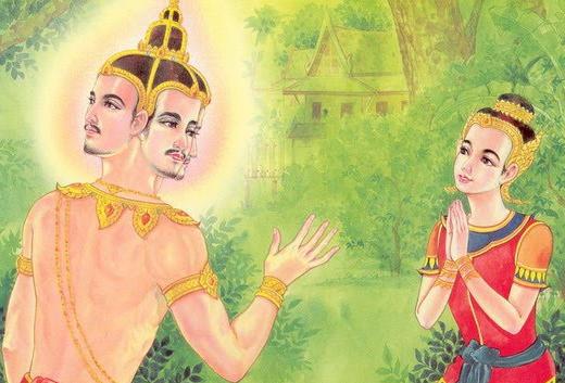 Lễ hội té nước Songkran: Đừng giữ mình khô ráo nếu muốn hưởng hạnh phúc! - Ảnh 1.