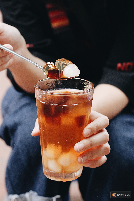 Quán trà thạch gắn liền với tuổi thơ nổi danh ở khu tập thể Kim Liên - Ảnh 12.