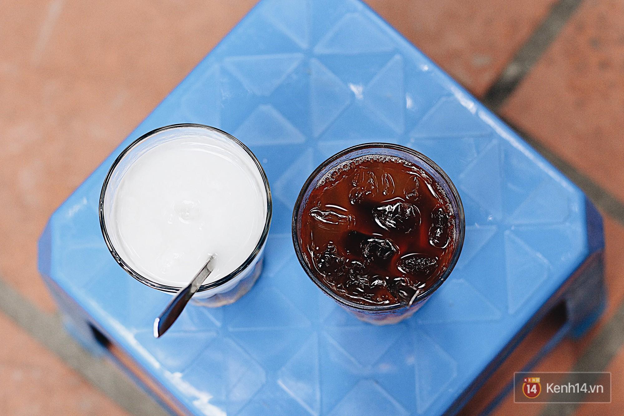 Quán trà thạch gắn liền với tuổi thơ nổi danh ở khu tập thể Kim Liên - Ảnh 11.