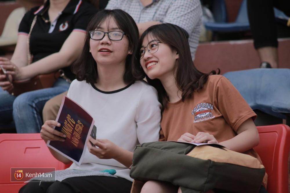 Fandom quốc dân của U23 Việt Nam hừng hực khí thế cổ vũ cho đại chiến Hà Nội - HAGL - Ảnh 15.