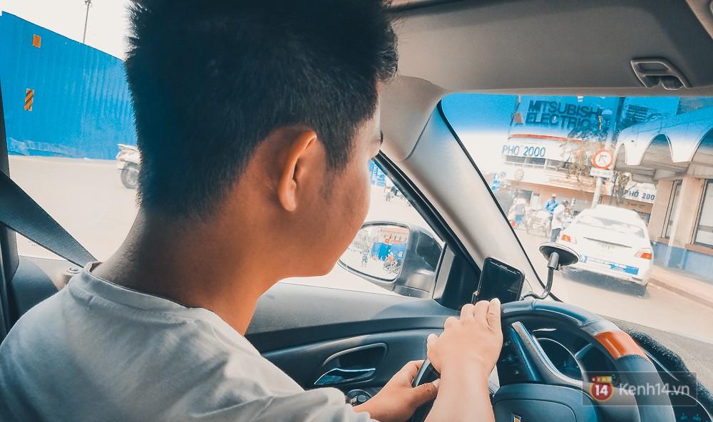 """Đóng cửa Uber, tài xế chuyển sang Vato - ứng dụng đặt xe cho phép khách mặc cả: """"Chúng tôi không muốn Grab độc quyền"""" - Ảnh 4."""