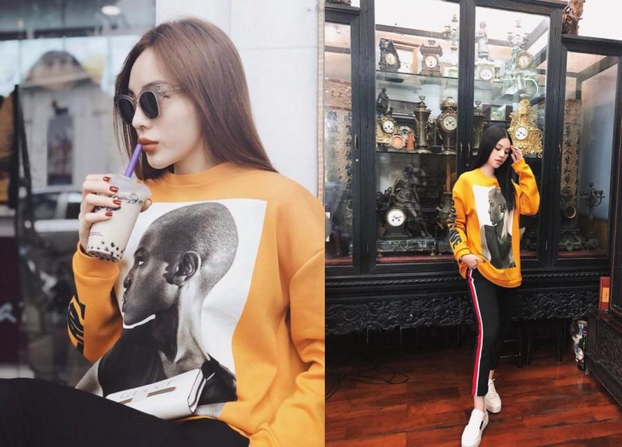 Nghi vấn Kỳ Duyên - Jolie Nguyễn mua đồ rồi dùng chung vì đụng hàng khá nhiều - Ảnh 2.