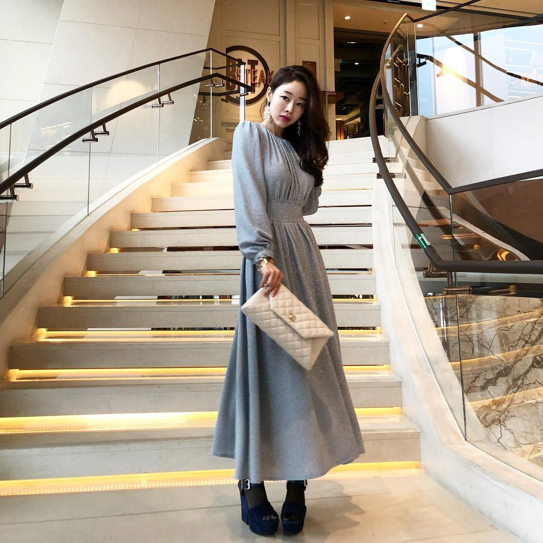 Nhan sắc trẻ trung không đùa được của bà mẹ 43 tuổi xứ Hàn khiến nhiều người tưởng mới đôi mươi - Ảnh 6.