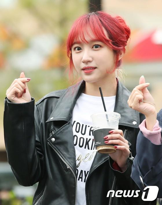 Tiên cảnh hoa anh đào tại Hàn: Mỹ nhân Hani chiếm hết spotlight, Wanna One xuất hiện cùng quân đoàn mỹ nam - Ảnh 3.