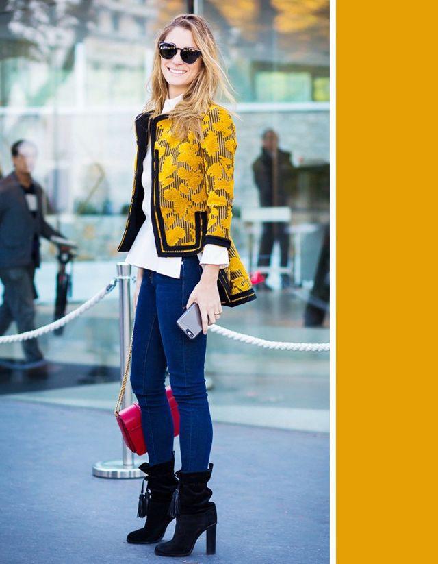 Không cần chọn kiểu dáng, chỉ cần kết hợp cùng 5 gam màu này là set đồ với quần jeans nhìn long lanh hết mức - Ảnh 10.