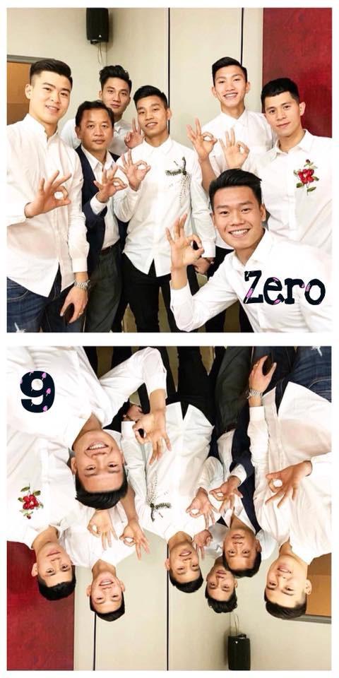 Hoá ra cha đẻ của điệu chào Zero9 đang gây sốt lại là các cầu thủ U23 Việt Nam - Ảnh 3.